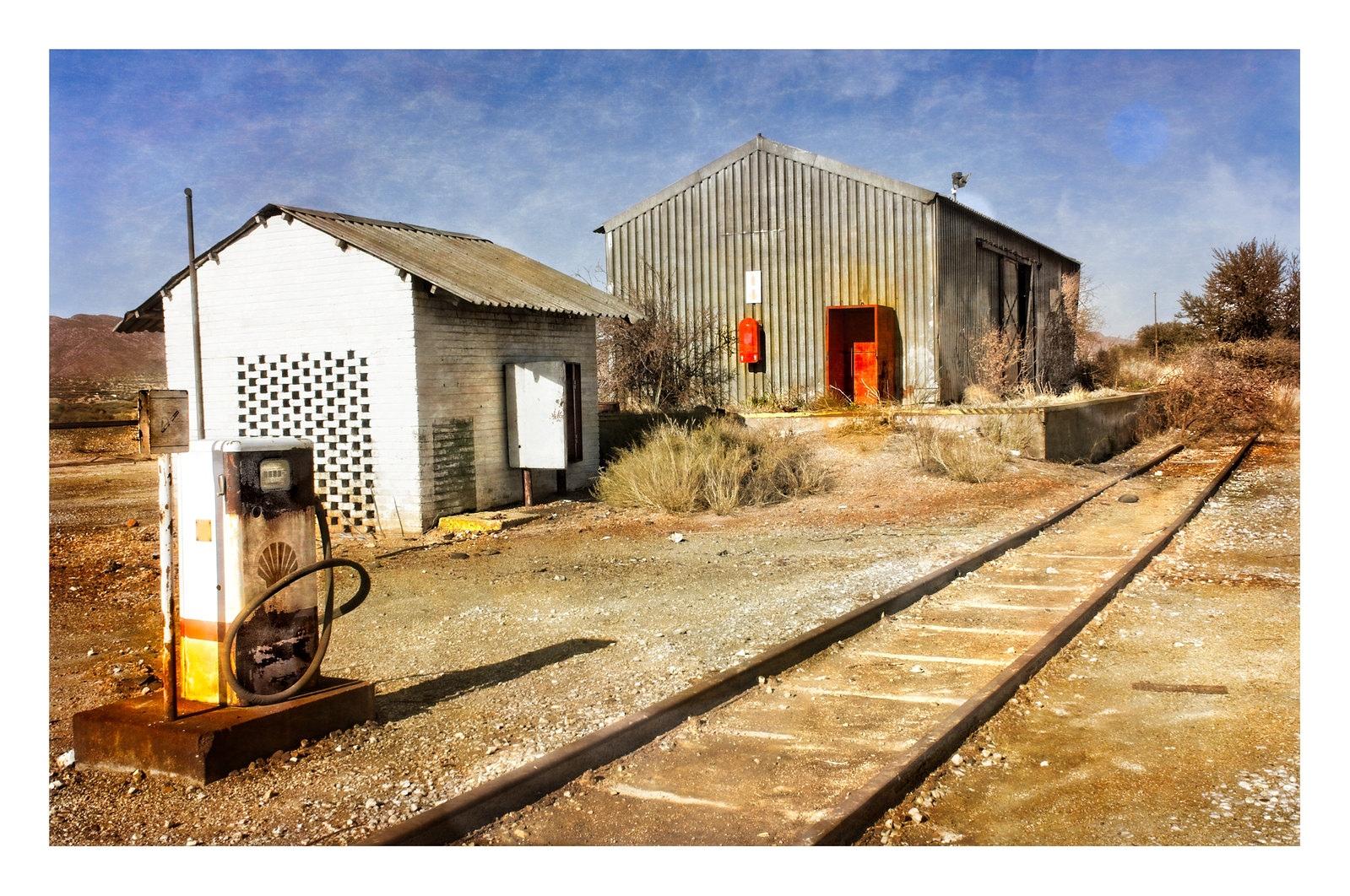 Даниэла Руппель   Намибия - Фото