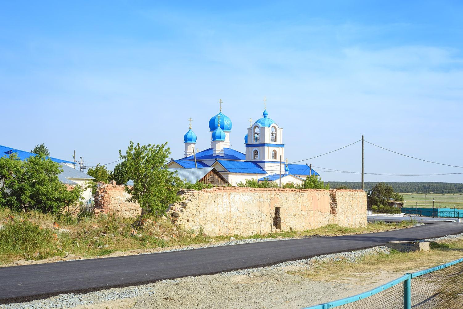 Село Кочкарь - Фото