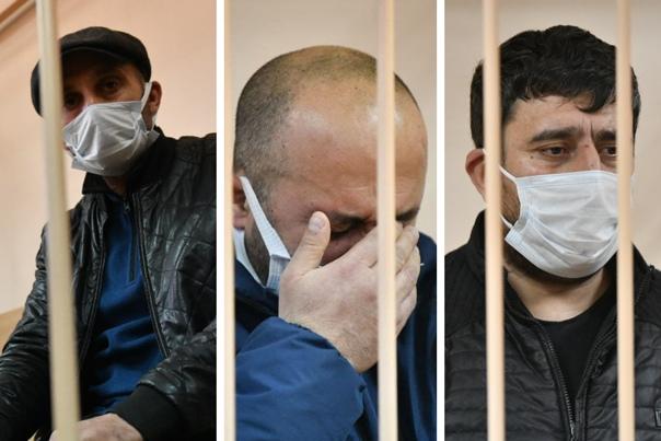 Чкаловский суд арестовал всех подозреваемых по дел...