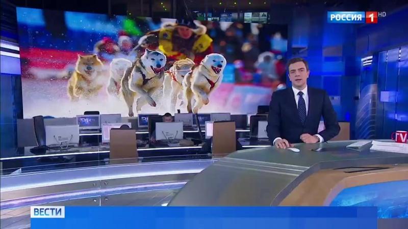 На Камчатке началась самая протяженная в мире гонка на собачьих упряжках