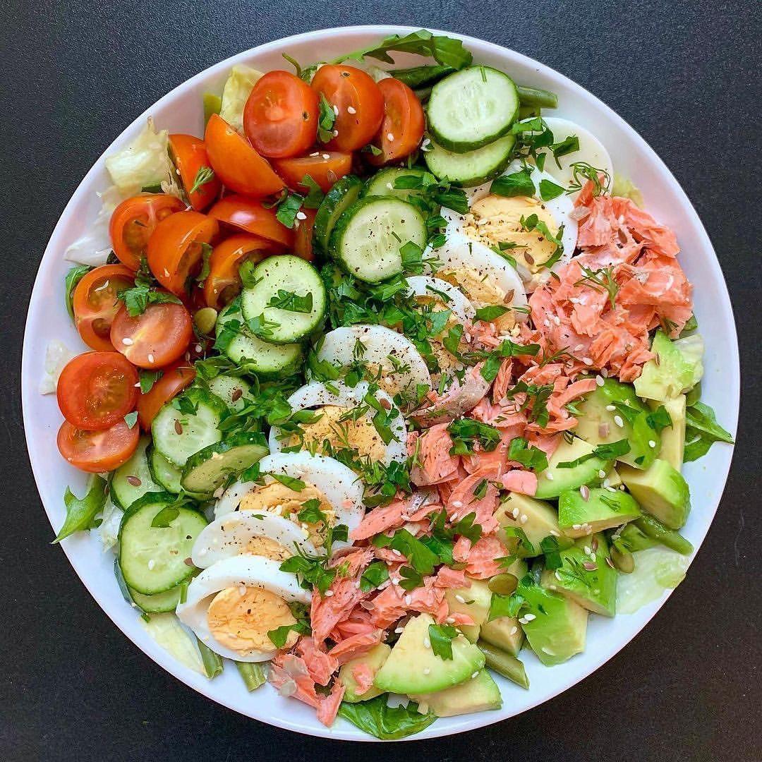Выбираем себе питательный обед!