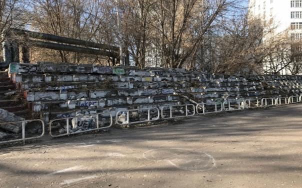 На стадионе «Водник» планируется построить ледовый...