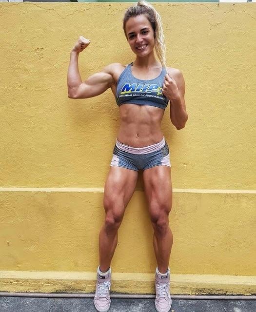 Спорт преображает твое тело!
