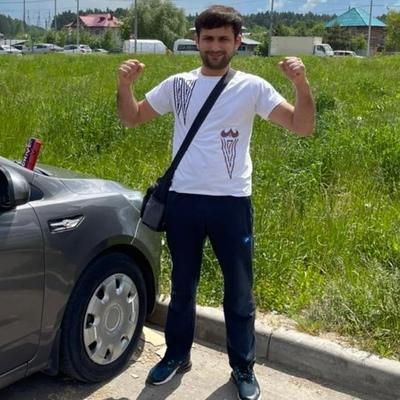 Оятулло Санонов